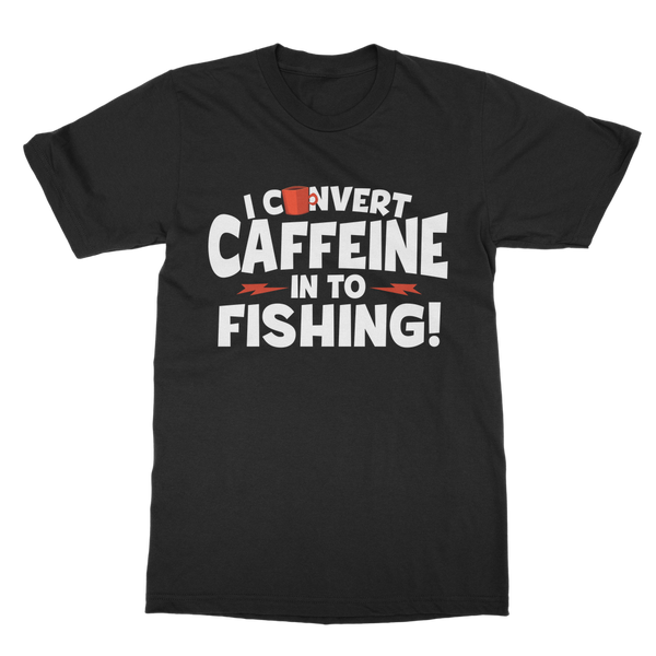 Convert Fishing (DB00067) Classic Adult T-Shirt