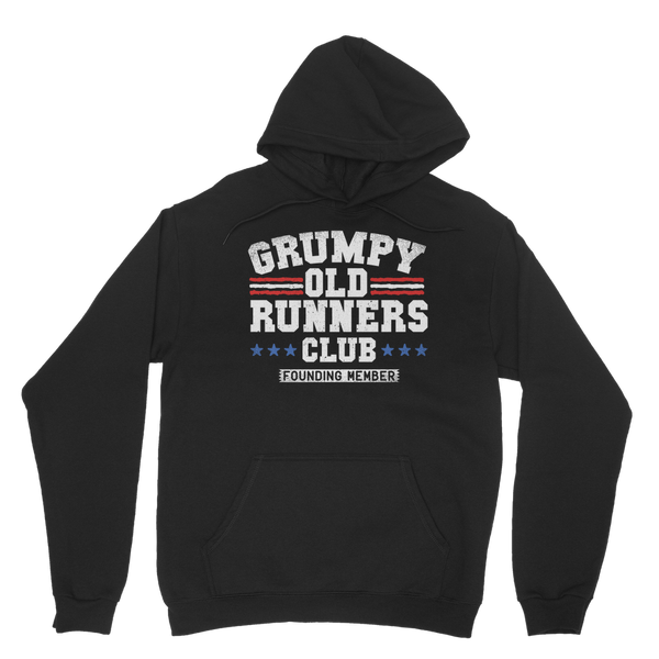 Grumpy Old Runners Club Founding Member Classic Adult Hoodie