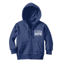 Sorry We Interrupt This Relationship To Bring You A Camping Trip Classic Kids Zip Hoodie