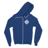 Eat, Sleep, Baseball, Repeat Classic Adult Zip Hoodie