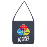 Cycling is My Happy Place Classic Tote Bag