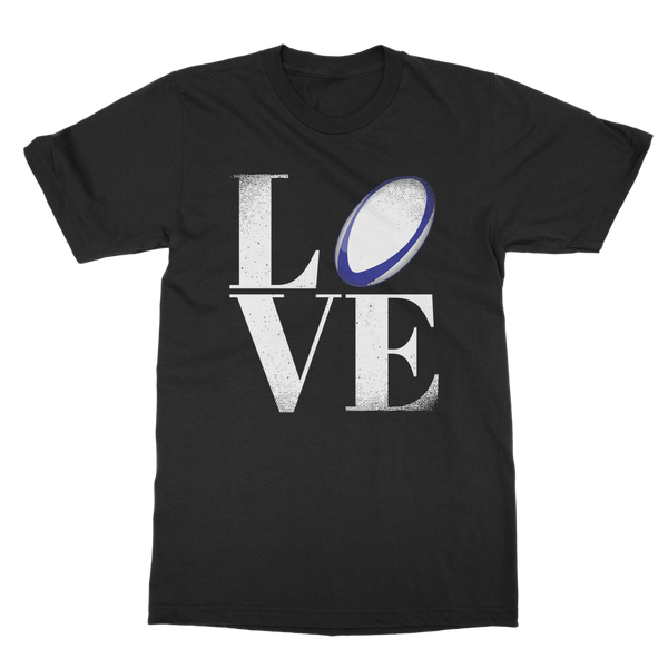 Love Rugby (DB00074) Classic Adult T-Shirt