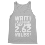 I Thought They Said 2.62 Miles Classic Women's Tank Top