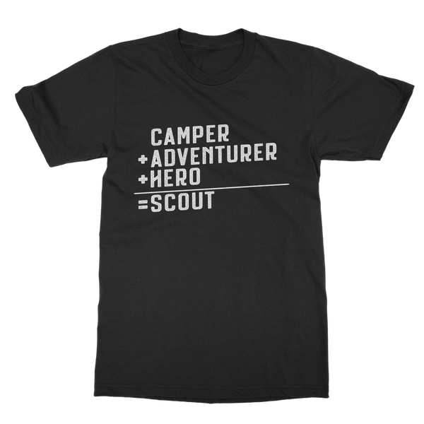 Scout (DB00307) Classic Adult T-Shirt