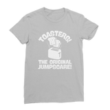 Toasters! The Original Jumpscare! Classic Women's T-Shirt