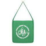 Challenge The Norm Running Logo Classic Tote Bag