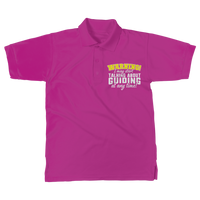 Warning I May Start Talking About Guiding At Any Time! Guide Classic Women's Polo Shirt