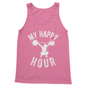My Happy Hour Weightlifting Classic Women's Tank Top