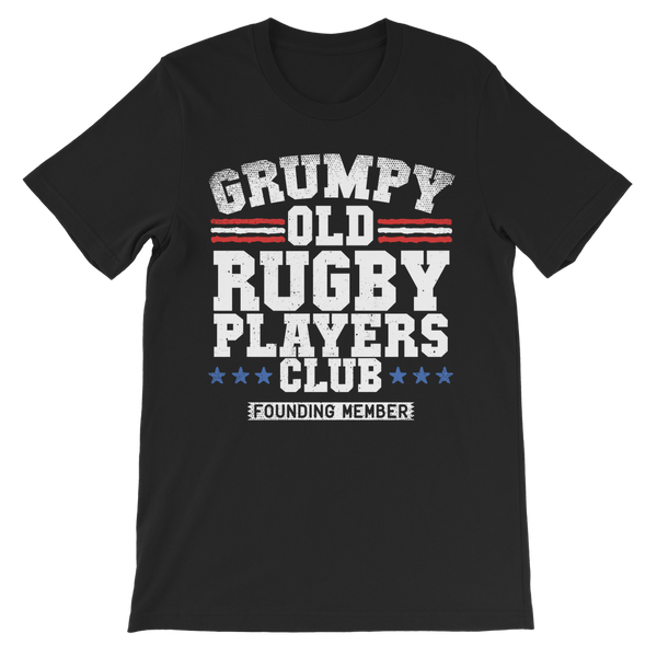 Grumpy Old Rugby Club Founding Member Premium Kids T-Shirt
