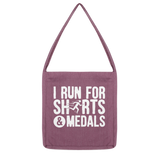 I Run For Shirts And Medals Classic Tote Bag