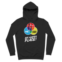 Video Games is My Happy Place Premium Adult Hoodie