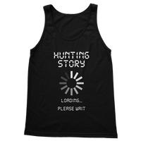 Hunting Story Loading... Please Wait Classic Adult Tank Top