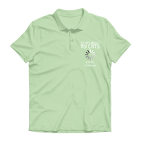 Story About My Cats Loading... Please Wait Premium Adult Polo Shirt