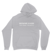 Brownie Leader (So Yeah, I'm Busy!) Guide Classic Adult Hoodie