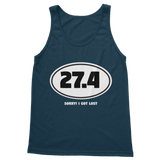 27.4 Sorry I Got Lost Classic Women's Tank Top