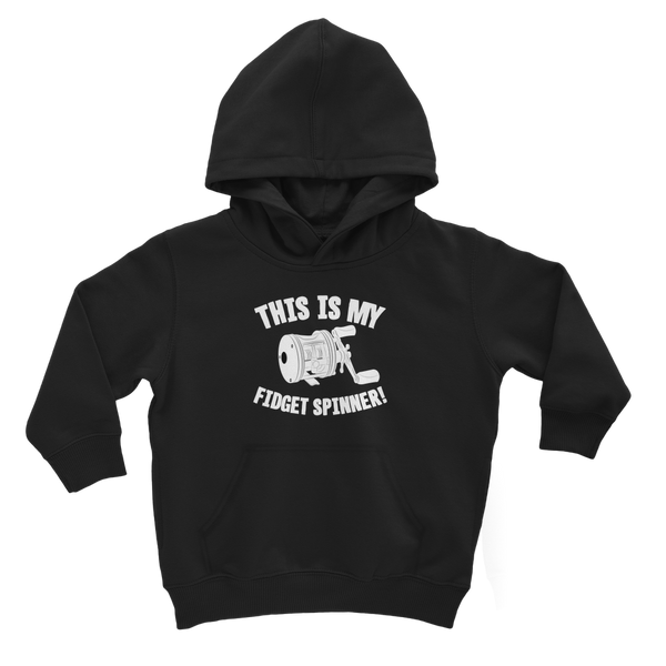 This is My Fidget Spinner Classic Kids Hoodie