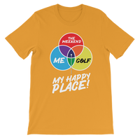 Golf is My Happy Place Premium Kids T-Shirt