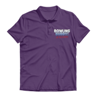 Bowling Buddy In Training Premium Adult Polo Shirt