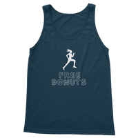 Free Donuts Classic Women's Tank Top