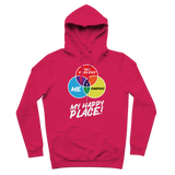 Camping is My Happy Place Premium Adult Hoodie