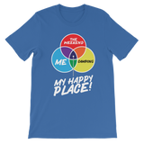 Camping is My Happy Place Classic Kids T-Shirt