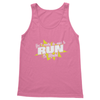 Yes I Really Do Need To Run Classic Women's Tank Top