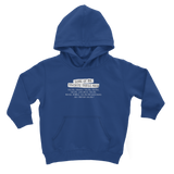 Some Of My Favorite Things Are Cycling Classic Kids Hoodie