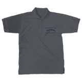 Challenge The Norm Blue Logo Classic Adult Polo Shirt