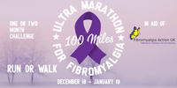 Virtual Run - 100 Mile Challenge #RunOrWalkForFibromyalgia