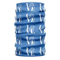 Love Girl Guides Neck Warmer Snood Scarf