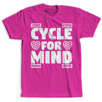 Cycle For Mind #Cycle4Mind Girlie Tech Top