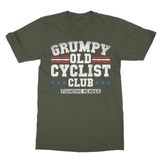 Grumpy Old Cyclist Club Founding Member Softstyle Ringspun T-Shirt