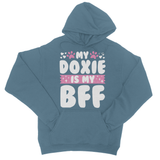 My Doxie is my BFF College Hoodie - Challenge The Norm
