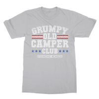 Grumpy Old Campers Club Founding Member Softstyle Ringspun T-Shirt
