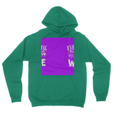 Everything in Moderation Well Expect Wine California Fleece Pullover Hoodie