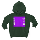 Everything in Moderation Well Expect Wine Kids Hoodie