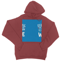 Everything in Moderation Well Expect Wine College Hoodie