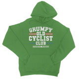Grumpy Old Cyclist Club Founding Member College Hoodie