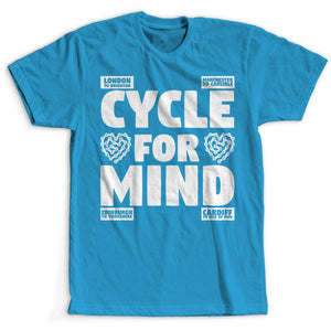 Cycle For Mind #Cycle4Mind Tech Top