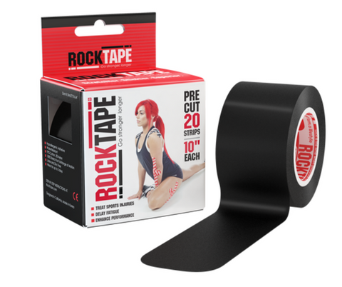 rocktape, athletic tape, compression tape, weightlifting tape, muscle recovery, LMT tape, crossfit tape, crossfit accessories, weightlifting accessories, gym tape, gym accessories, taping over muscles, PT tape, injury tape