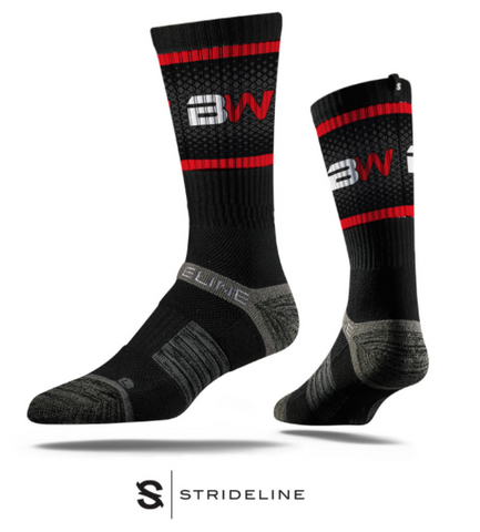 crossfit socks, athletic socks, backwod brands socks, athletic apparel, custom strideline socks, strideline CrossFit socks, CrossFit accessories, trending athletic brands, new apparel brand