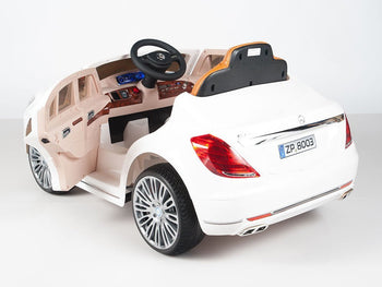 mercedes ride on toy