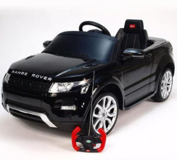 range rover with remote control