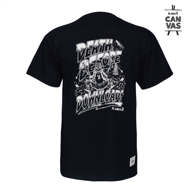 Men's Limited Edition Death Before Download T-shirt