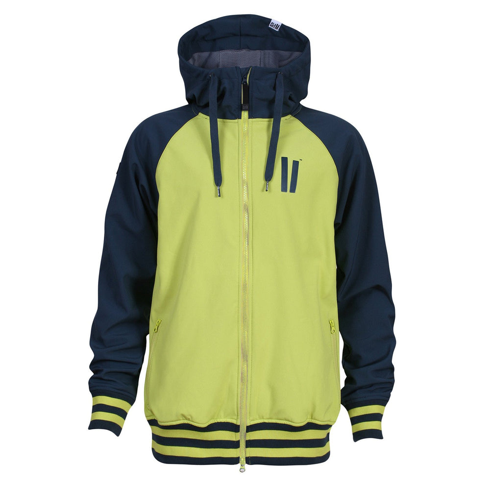 Planks Clothing - Reunion Soft Shell - 1