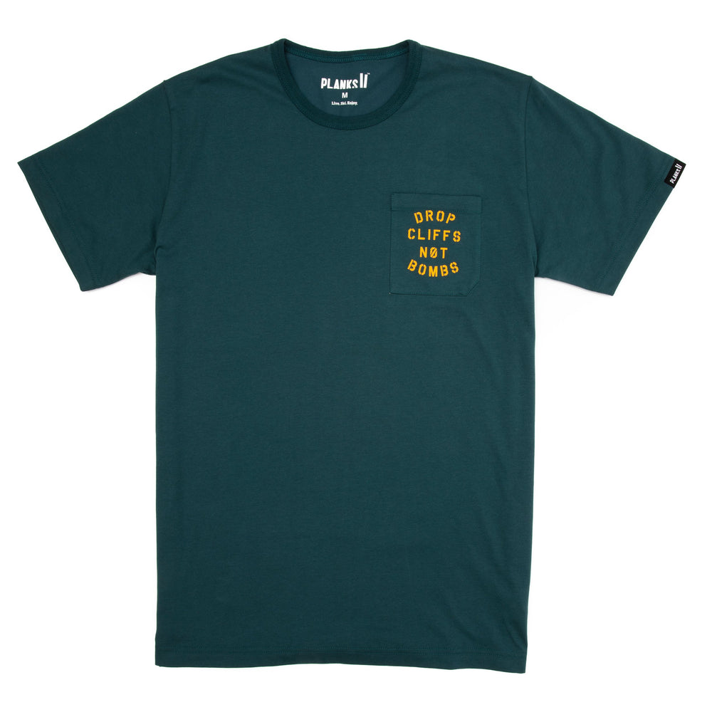 Men's Drop Cliffs Pocket T-shirt