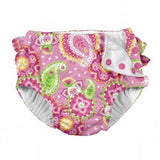 i play Ruffle Snap Reusable Swimsuit Diaper