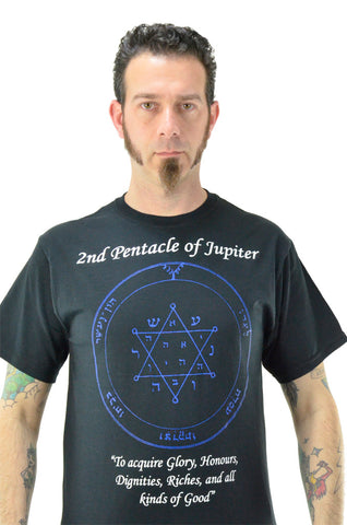 Second Pentacle of Jupiter T-Shirt