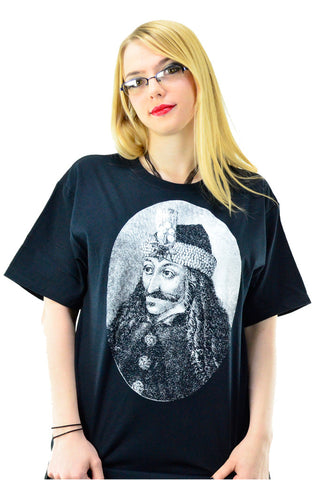 Portrait of Vlad Dracula T-Shirt