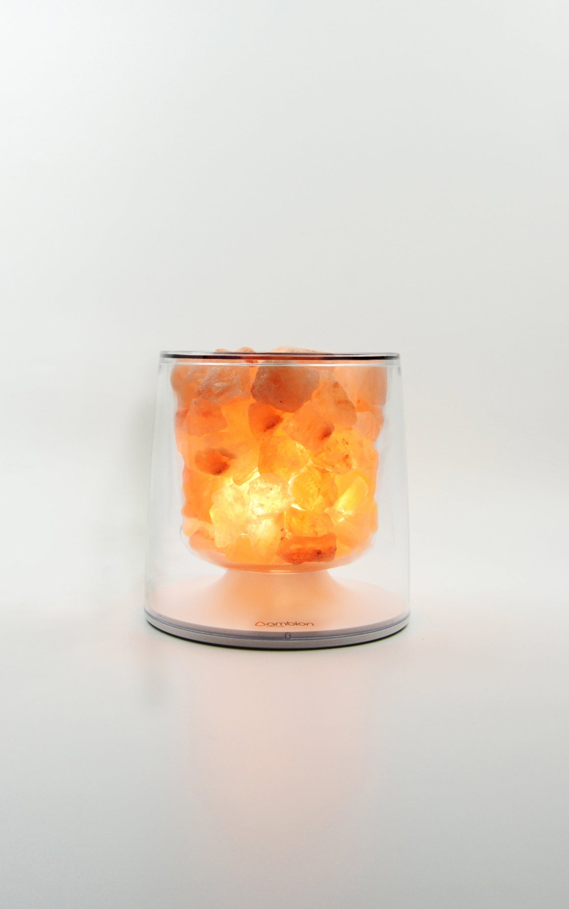 'Harvest' Himalayan Salt Lamp